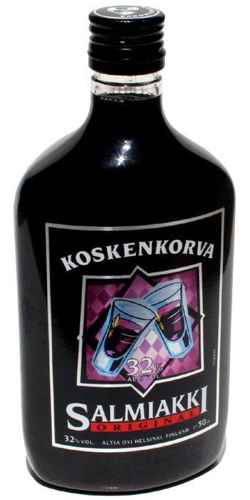 Salmiakki Koskenkorva